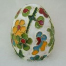 Cloisonne Easter Egg Ornament